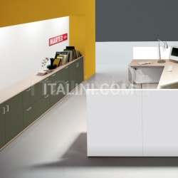 Shelter Reception office furniture. - №93