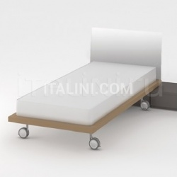 SINGLE BED - №76