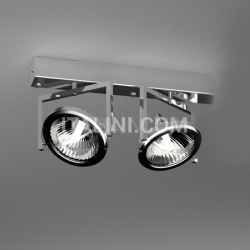 L-TECH Diapson Alo 2 lights wall/ceiling lamp - №28