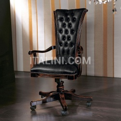 Bello Sedie Luxury classic chairs, Art. 3206: Office armchair - №43