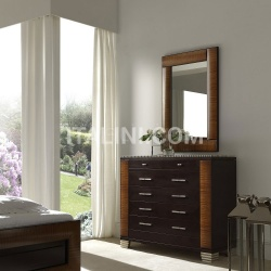 Chest and Mirror (Deco) - №38