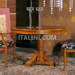 Luxury classic chairs, Art. 3029: Extensible table - №118