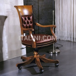 Bello Sedie Luxury classic chairs, Art. 3207: Office armchair - №38