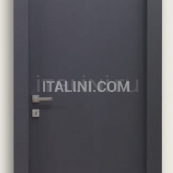 Giudetto IMP 1011/QQ/A Ash grey brush lacquered oak. Modern Interior Doors - №175