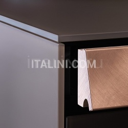 Genius Loci with copper drawer - №12