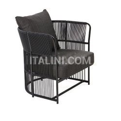 Varaschin TIBIDABO lounge chair - №154