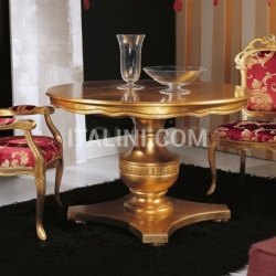 Bello Sedie Luxury classic chairs, Art. 3007: Extensible table - №124