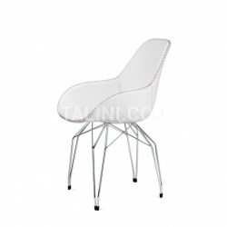 Diamond Dimple Tailored Chair - №16