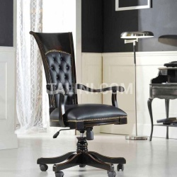 Bello Sedie Luxury classic chairs, Art. 3244: Office armchair - №36