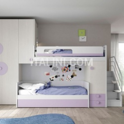 Mistral Space-saving bedroom 32 - №6