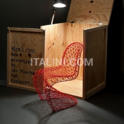 Kubikoff S Wire Chair - №66