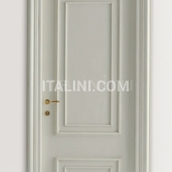 PIETRALTA 1324/QQ White lacquered door Classic Wood Interior Doors - №22