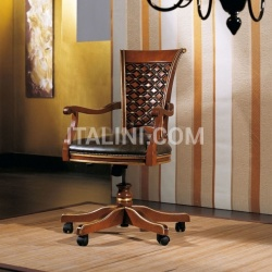 Bello Sedie Luxury classic chairs, Art. 3201: Office armchair - №42