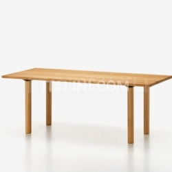 Vitra Wood Table - №11