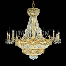 Italian Light Production Impero style chandeliers - 8951 - №60