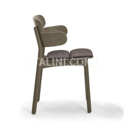 Varaschin BANDS chair with armrests - №97