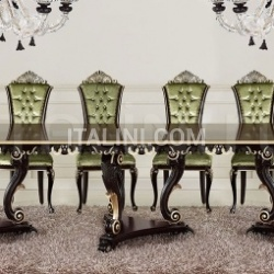 Bello Sedie Luxury classic chairs, Art. 3331: Table, Table - №77