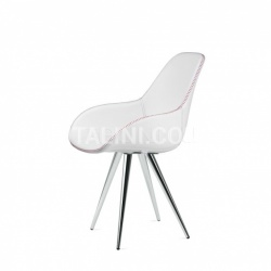 Kubikoff Angel Contract Dimple Closed Chair - №34