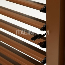 shutter with adjustable louvres - №189