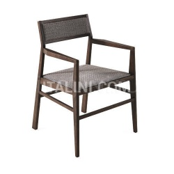 ARUBA chair with armrests - №96