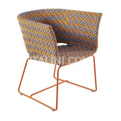 KENTE lounge chair - №142