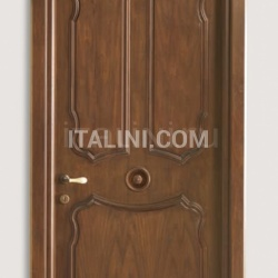 AIX EN PROVENCE 7016/QQ Aix En Provence Finish Tulipwood Arte Povera style with worm-eaten technique fin. Wax Classic Wood Interior Doors - №47