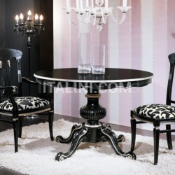 Luxury classic chairs, Art. 3025: Extensible table - №120