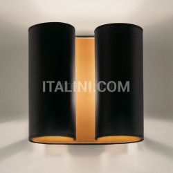 Chelsom SC/26B/BL with optional Black and Brushed Copper shade - №563