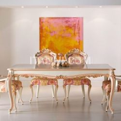 Luxury classic chairs, Art. 3294: Table - №91