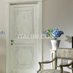 DUCALE 1112/Q/D Classic Wood Interior Doors - №105