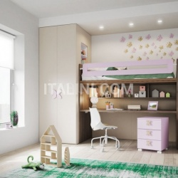 Mistral Space-saving bedroom 35 - №7
