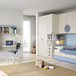 Bedroom with overbed unit 19 - №21