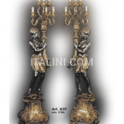 Calamandrei & Chianini Lighting - №132
