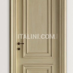 PIETRALTA 1324/QQ Ochre lacquered door  Classic Wood Interior Doors - №24