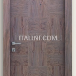 Giudetto Patch 1011/QQ/PW1 Glycine patchwork finish olive (type 1). Modern Interior Doors - №204