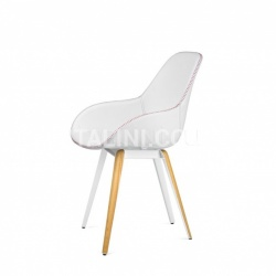 Slice Dimple Tailored Chair - №9