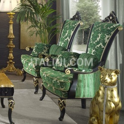 Bello Sedie Luxury classic chairs, Art. 3516: Armchair - №136
