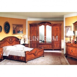 Marzorati Hand decorated sideboards in classic style Bed room  - DUCALE DUCCO / Chest of drawers - №7
