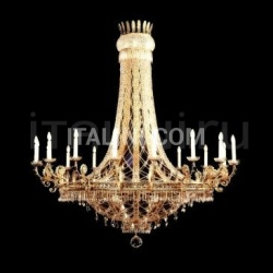 Italian Light Production Impero style chandeliers - 8930 - №58