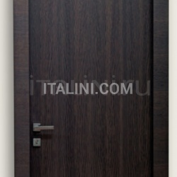Giudetto Maxi 1011/QQ/A Oak anthracite finish. Modern Interior Doors - №164