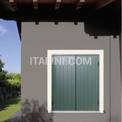 shutter ct with vertical slats - №190