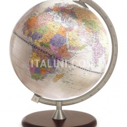 "Zofolli ""James Cook"" educational desk globe - Pink Political - №118"