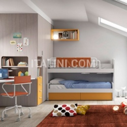 Mistral Space-saving bedroom 30 - №3