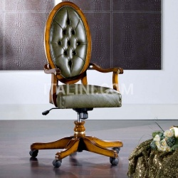 Bello Sedie Luxury classic chairs, Art. 3275: Office armchair - №31