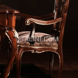 Palmobili 813/P chair with arms - №105