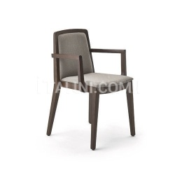 SIDNEY chair with armrests - №110