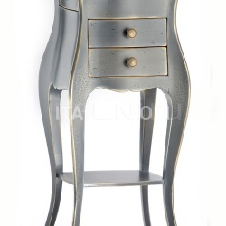 Rounded bedside table - №131