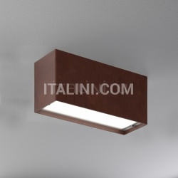 L-TECH Quba LED with frosted glass - №102