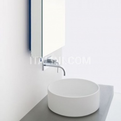 Mirror with LED band - №10