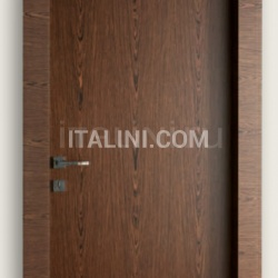 Giudetto PCP 1011/QQ/A Multilaminar oak tobacco finish. Modern Interior Doors - №168
